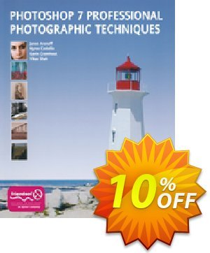 Photoshop 7 Professional Photographic Techniques (Shah) 優惠券,折扣碼 Photoshop 7 Professional Photographic Techniques (Shah) Deal,促銷代碼: Photoshop 7 Professional Photographic Techniques (Shah) Exclusive Easter Sale offer for iVoicesoft