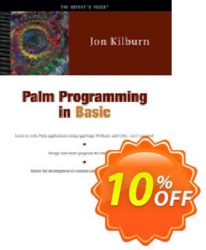 Palm Programming in Basic (Kilburn) 프로모션 코드 Palm Programming in Basic (Kilburn) Deal 프로모션: Palm Programming in Basic (Kilburn) Exclusive Easter Sale offer for iVoicesoft