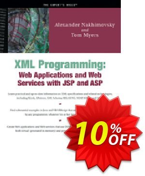 XML Programming (Myers) discount coupon XML Programming (Myers) Deal - XML Programming (Myers) Exclusive Easter Sale offer for iVoicesoft
