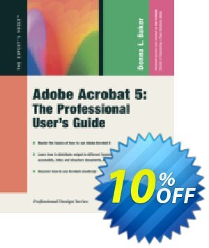 Adobe Acrobat 5 (Baker)割引コード・Adobe Acrobat 5 (Baker) Deal キャンペーン:Adobe Acrobat 5 (Baker) Exclusive Easter Sale offer for iVoicesoft