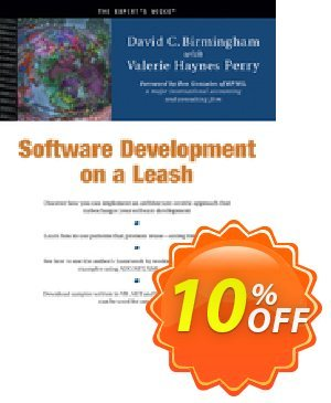 Software Development on a Leash (Birmingham) 프로모션 코드 Software Development on a Leash (Birmingham) Deal 프로모션: Software Development on a Leash (Birmingham) Exclusive Easter Sale offer for iVoicesoft