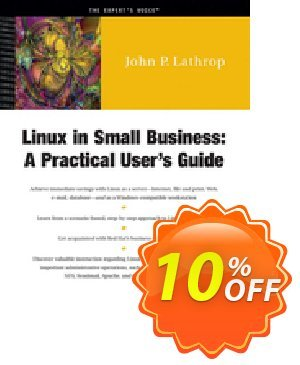 Linux in Small Business (Lathrop) 프로모션 코드 Linux in Small Business (Lathrop) Deal 프로모션: Linux in Small Business (Lathrop) Exclusive Easter Sale offer for iVoicesoft