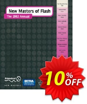 New Masters of Flash (Gifford) Coupon discount New Masters of Flash (Gifford) Deal. Promotion: New Masters of Flash (Gifford) Exclusive Easter Sale offer for iVoicesoft