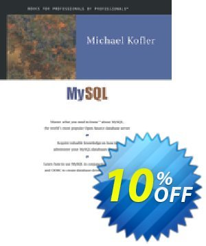 MySQL (Kofler) discount coupon MySQL (Kofler) Deal - MySQL (Kofler) Exclusive Easter Sale offer for iVoicesoft