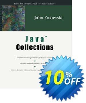 Java Collections (Zukowski) discount coupon Java Collections (Zukowski) Deal - Java Collections (Zukowski) Exclusive Easter Sale offer for iVoicesoft
