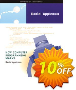 How Computer Programming Works (Appleman) discount coupon How Computer Programming Works (Appleman) Deal - How Computer Programming Works (Appleman) Exclusive Easter Sale offer for iVoicesoft