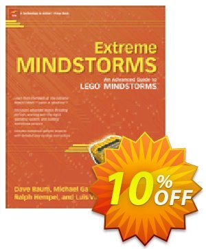 Extreme MINDSTORMS (Gasperi) discount coupon Extreme MINDSTORMS (Gasperi) Deal - Extreme MINDSTORMS (Gasperi) Exclusive Easter Sale offer for iVoicesoft