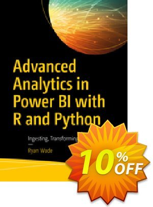 Advanced Analytics in Power BI with R and Python (Wade) 프로모션 코드 Advanced Analytics in Power BI with R and Python (Wade) Deal 프로모션: Advanced Analytics in Power BI with R and Python (Wade) Exclusive Easter Sale offer for iVoicesoft
