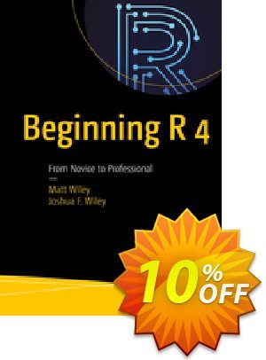 Beginning R 4 (Wiley) Coupon discount Beginning R 4 (Wiley) Deal. Promotion: Beginning R 4 (Wiley) Exclusive Easter Sale offer for iVoicesoft