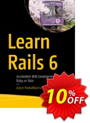 Learn Rails 6 (Pahlevi Baihaqi) discount coupon Learn Rails 6 (Pahlevi Baihaqi) Deal - Learn Rails 6 (Pahlevi Baihaqi) Exclusive Easter Sale offer for iVoicesoft