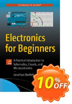 Electronics for Beginners (Bartlett) Coupon discount Electronics for Beginners (Bartlett) Deal. Promotion: Electronics for Beginners (Bartlett) Exclusive Easter Sale offer for iVoicesoft