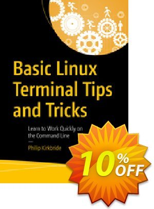 Basic Linux Terminal Tips and Tricks (Kirkbride) 優惠券,折扣碼 Basic Linux Terminal Tips and Tricks (Kirkbride) Deal,促銷代碼: Basic Linux Terminal Tips and Tricks (Kirkbride) Exclusive Easter Sale offer for iVoicesoft