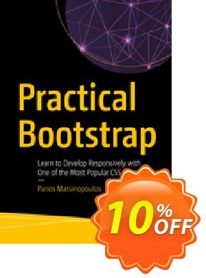 Practical Bootstrap (Matsinopoulos) discount coupon Practical Bootstrap (Matsinopoulos) Deal - Practical Bootstrap (Matsinopoulos) Exclusive Easter Sale offer for iVoicesoft