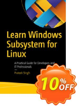 Learn Windows Subsystem for Linux (Singh) discount coupon Learn Windows Subsystem for Linux (Singh) Deal - Learn Windows Subsystem for Linux (Singh) Exclusive Easter Sale offer for iVoicesoft