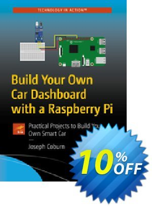 Build Your Own Car Dashboard with a Raspberry Pi (Coburn) 프로모션 코드 Build Your Own Car Dashboard with a Raspberry Pi (Coburn) Deal 프로모션: Build Your Own Car Dashboard with a Raspberry Pi (Coburn) Exclusive Easter Sale offer for iVoicesoft