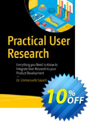 Practical User Research (Savarit) discount coupon Practical User Research (Savarit) Deal - Practical User Research (Savarit) Exclusive Easter Sale offer for iVoicesoft