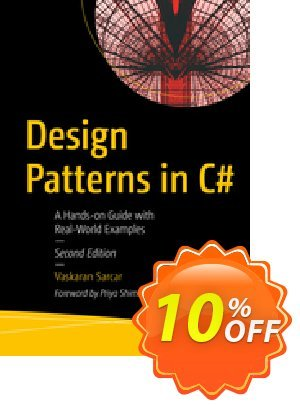 Design Patterns in C# (Sarcar) discount coupon Design Patterns in C# (Sarcar) Deal - Design Patterns in C# (Sarcar) Exclusive Easter Sale offer for iVoicesoft
