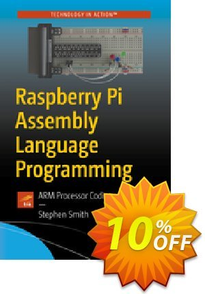 Raspberry Pi Assembly Language Programming (Smith) Coupon discount Raspberry Pi Assembly Language Programming (Smith) Deal. Promotion: Raspberry Pi Assembly Language Programming (Smith) Exclusive Easter Sale offer for iVoicesoft
