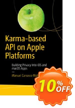 Karma-based API on Apple Platforms (Carrasco Molina) Coupon discount Karma-based API on Apple Platforms (Carrasco Molina) Deal. Promotion: Karma-based API on Apple Platforms (Carrasco Molina) Exclusive Easter Sale offer for iVoicesoft