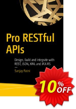 Pro RESTful APIs (Patni) Coupon discount Pro RESTful APIs (Patni) Deal. Promotion: Pro RESTful APIs (Patni) Exclusive Easter Sale offer for iVoicesoft