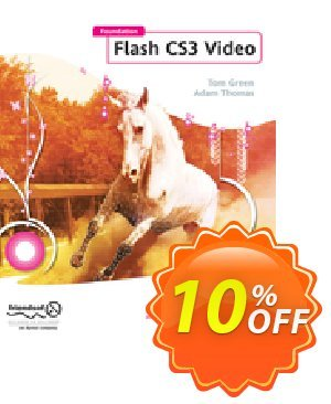Foundation Flash CS3 Video (Thomas) discount coupon Foundation Flash CS3 Video (Thomas) Deal - Foundation Flash CS3 Video (Thomas) Exclusive Easter Sale offer for iVoicesoft