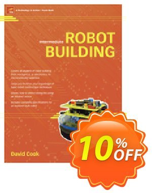 Intermediate Robot Building (Cook) discount coupon Intermediate Robot Building (Cook) Deal - Intermediate Robot Building (Cook) Exclusive Easter Sale offer for iVoicesoft
