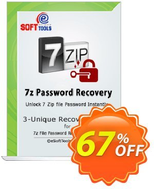 eSoftTools 7z Password Recovery - Corporate License Coupon, discount Coupon code eSoftTools 7z Password Recovery - Corporate License. Promotion: eSoftTools 7z Password Recovery - Corporate License offer from eSoftTools Software