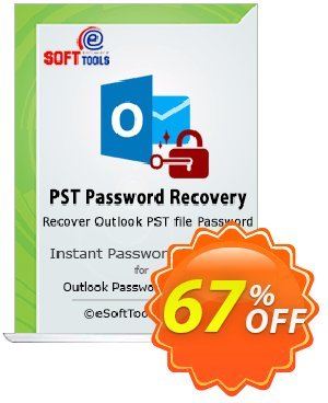 eSoftTools PST Password Recovery - Corporate License Coupon, discount Coupon code eSoftTools PST Password Recovery - Corporate License. Promotion: eSoftTools PST Password Recovery - Corporate License offer from eSoftTools Software