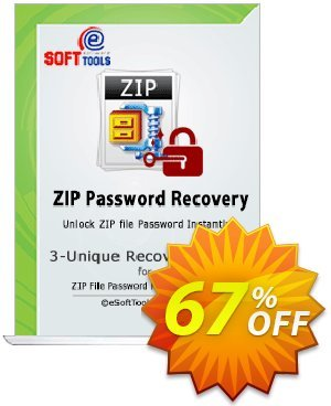 eSoftTools Zip Password Recovery Coupon, discount Coupon code eSoftTools Zip Password Recovery - Personal License. Promotion: eSoftTools Zip Password Recovery - Personal License offer from eSoftTools Software