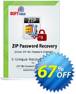 eSoftTools Zip Password Recovery - Technician License Coupon, discount Coupon code eSoftTools Zip Password Recovery - Technician License. Promotion: eSoftTools Zip Password Recovery - Technician License offer from eSoftTools Software