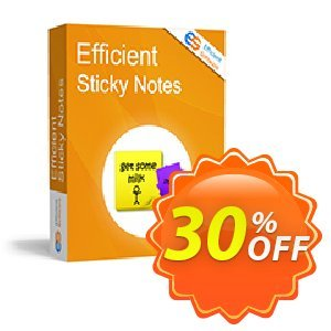 Efficient Sticky Notes Pro Coupon, discount Efficient Sticky Notes Pro Impressive discount code 2020. Promotion: Impressive discount code of Efficient Sticky Notes Pro 2020