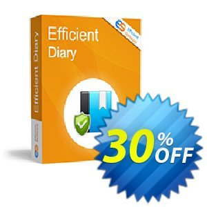 Efficient Diary Pro Coupon, discount Efficient Diary Pro Impressive deals code 2020. Promotion: Impressive deals code of Efficient Diary Pro 2020