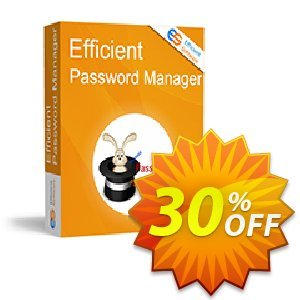 Efficient Password Manager Network Coupon, discount Efficient Password Manager Network Exclusive discount code 2020. Promotion: Exclusive discount code of Efficient Password Manager Network 2020
