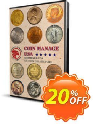 CoinManage USA Coupon, discount CoinManage USA (CD) Stunning discount code 2020. Promotion: Stunning discount code of CoinManage USA (CD) 2020