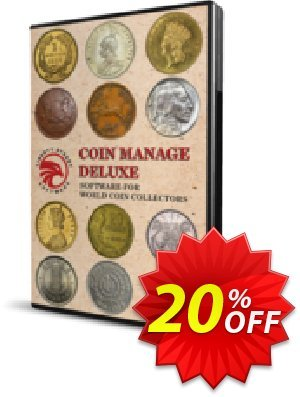 CoinManage Deluxe Coupon discount CoinManage Deluxe (CD) Staggering deals code 2020. Promotion: Staggering deals code of CoinManage Deluxe (CD) 2020