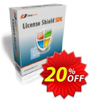 License Shield SDK Coupon, discount License Shield SDK Awful discounts code 2020. Promotion: Awful discounts code of License Shield SDK 2020