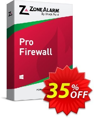 ZoneAlarm Pro Firewall (10 PCs License) discount coupon 35% OFF ZoneAlarm Pro Firewall (10 PCs License), verified - Amazing offer code of ZoneAlarm Pro Firewall (10 PCs License), tested & approved