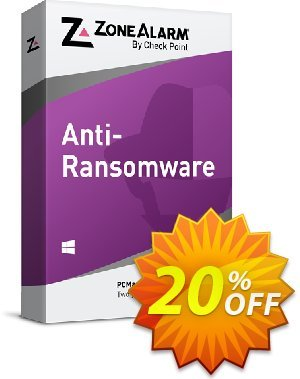 ZoneAlarm Anti-Ransomware discount coupon ZoneAlarm Anti-Ransomware Impressive offer code 2020 - Impressive offer code of ZoneAlarm Anti-Ransomware 2020