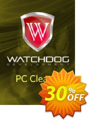 Watchdog PC Cleaner Coupon, discount Watchdog PC Cleaner Super discount code 2021. Promotion: Super discount code of Watchdog PC Cleaner 2021