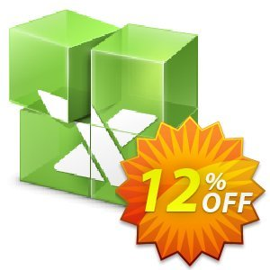 Excel Regenerator 優惠券,折扣碼 12% OFF Excel Regenerator, verified,促銷代碼: Impressive discount code of Excel Regenerator, tested & approved