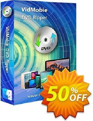 VidMobie DVD Ripper for Mac (Lifetime License) discount coupon Coupon code VidMobie DVD Ripper for Mac (Lifetime License) - VidMobie DVD Ripper for Mac (Lifetime License) offer from VidMobie Software