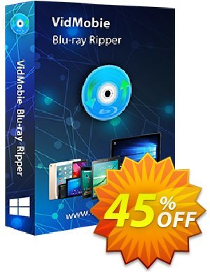 VidMobie Blu-ray Ripper (1 Year Subscription) discount coupon Coupon code VidMobie Blu-ray Ripper (1 Year Subscription) - VidMobie Blu-ray Ripper (1 Year Subscription) offer from VidMobie Software