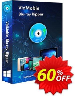 VidMobie Blu-ray Ripper (Lifetime License) discount coupon Coupon code VidMobie Blu-ray Ripper (Lifetime License) - VidMobie Blu-ray Ripper (Lifetime License) offer from VidMobie Software