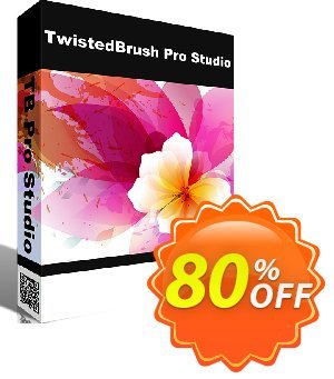 Twistedbrush PRO studio (Perpetual License) Coupon, discount 80% OFF Twistedbrush PRO studio (Perpetual License), verified. Promotion: Wondrous discount code of Twistedbrush PRO studio (Perpetual License), tested & approved