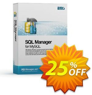 EMS SQL Manager for MySQL (Business) + 1 Year Maintenance Coupon, discount Coupon code EMS SQL Manager for MySQL (Business) + 1 Year Maintenance. Promotion: EMS SQL Manager for MySQL (Business) + 1 Year Maintenance Exclusive offer for iVoicesoft