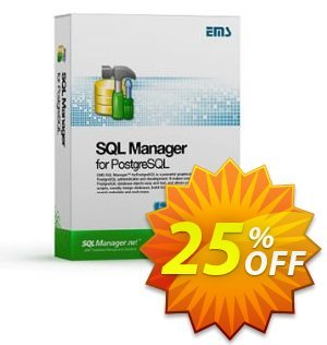 EMS SQL Manager for PostgreSQL (Business) + 1 Year Maintenance discount coupon Coupon code EMS SQL Manager for PostgreSQL (Business) + 1 Year Maintenance - EMS SQL Manager for PostgreSQL (Business) + 1 Year Maintenance Exclusive offer for iVoicesoft
