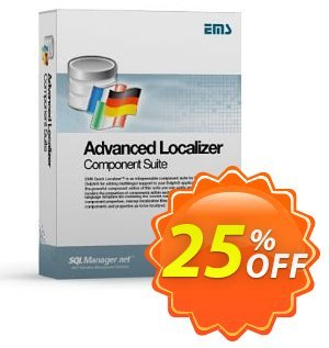EMS Advanced Localizer Component Suite for Delphi (with sources) + 1 Year Maintenance Coupon, discount Coupon code Advanced Localizer Component Suite for Delphi (with sources) + 1 Year Maintenance. Promotion: Advanced Localizer Component Suite for Delphi (with sources) + 1 Year Maintenance Exclusive offer for iVoicesoft