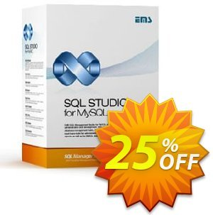 EMS SQL Management Studio for MySQL (Business) + 1 Year Maintenance Coupon, discount Coupon code EMS SQL Management Studio for MySQL (Business) + 1 Year Maintenance. Promotion: EMS SQL Management Studio for MySQL (Business) + 1 Year Maintenance Exclusive offer for iVoicesoft