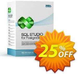 EMS SQL Management Studio for PostgreSQL (Business) + 1 Year Maintenance discount coupon Coupon code EMS SQL Management Studio for PostgreSQL (Business) + 1 Year Maintenance - EMS SQL Management Studio for PostgreSQL (Business) + 1 Year Maintenance Exclusive offer for iVoicesoft