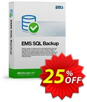 EMS SQL Backup for SQL Server (Business) + 1 Year Maintenance Coupon, discount Coupon code EMS SQL Backup for SQL Server (Business) + 1 Year Maintenance. Promotion: EMS SQL Backup for SQL Server (Business) + 1 Year Maintenance Exclusive offer for iVoicesoft